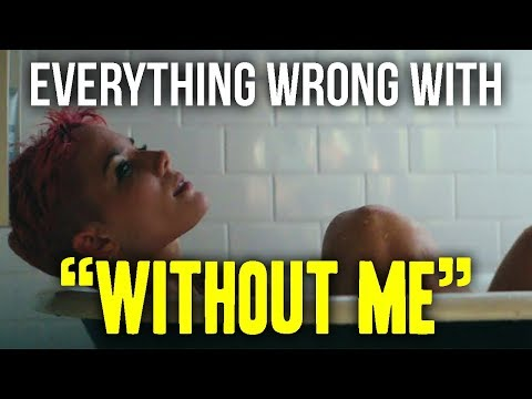 """Everything Wrong With Halsey - """"Without Me"""""""