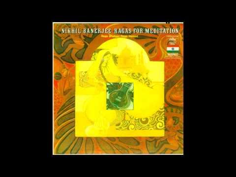 Nikhil Banerjee - Ragas for Meditation - Raga Hemant