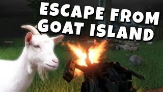 Escape from Goat Island