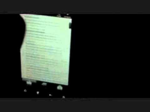 HTC EVO DESIGN 4G for BOOST MOBILE video redo