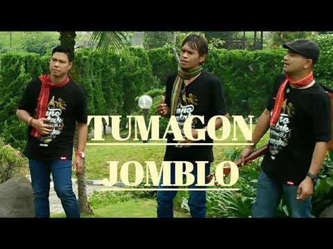 Tumagon jomblo REAL VOICE lagu Batak modern (official musik lirik)
