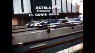 Campaña publicitaria en Sevilla