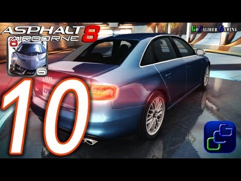 Asphalt 8: Airborne Walkthrough - Part 10 - Career Season 3: Street Rules