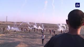 """مسيرات العودة في غزة تنتصر """"للأقصى والأسرى"""" (27/9/2019)"""