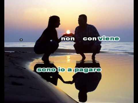 Karaoke - Acqua e Sale - Mina & Adriano Celentano