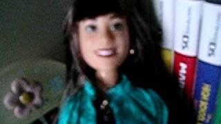 Singing Mitchie Camp Rock Doll