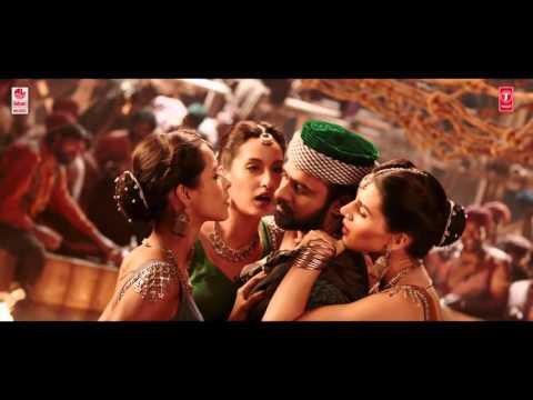 Manohari Video SongBaahubali TeluguPrabhas, Rana, Anushka, Tamannaah, Bahubali