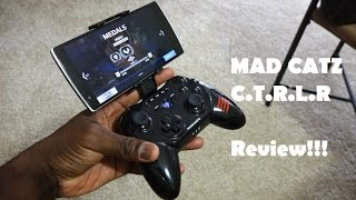 Mad Catz C.T.R.L.R Review