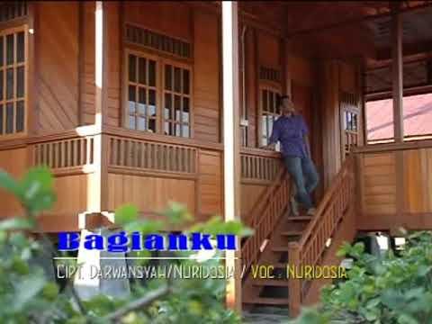 "Lagu Lampung Terbaru "" BAGIANKU "" Voc. Nuridosia , Cipt. Munzir B ."