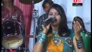 પ્રથમ સમરું - Pratham Samru Saraswati ne - Darshna Vyas Devji Thakor - LIVE Gujarati Garba Songs