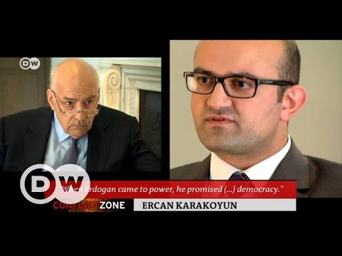 Gülen hareketinin Almanya temsilcisi Conflict Zone'da - DW Türkçe