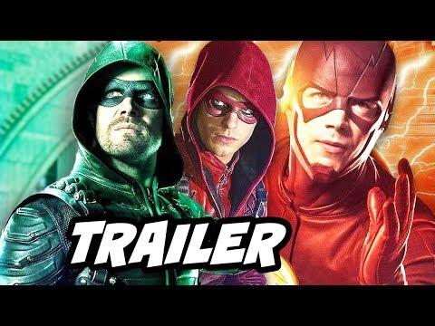 Download Youtube: Arrow Season 6 Episode 1 Promo and The Flash Season 4