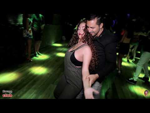 Nir And Yahel @Social Sensual Bachata Dance [Shallow]
