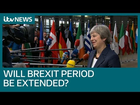 Theresa May said nothing substantially new in Brexit address   ITV News