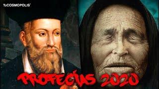 10 PROFECÍAS de NOSTRADAMUS y BABA VANGA para el AÑO 2020
