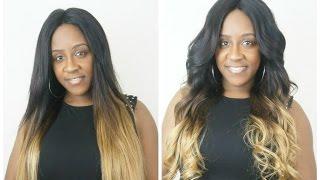 Aliexpress Code Calla Hair Review | Brazilian Ombre Hair