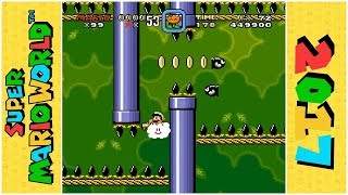 Lost Dragon Coins, The [2of2] | Super Mario World