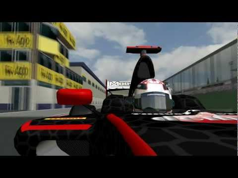 rFactor | SRZ rF1 2012/13 | Monster Sim-Racing Team shakedown