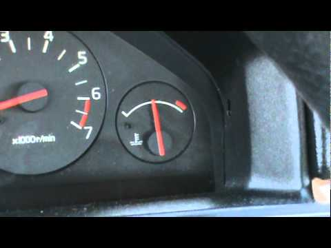 Volvo 940 Twitchy Temperature Gauge - YouTube