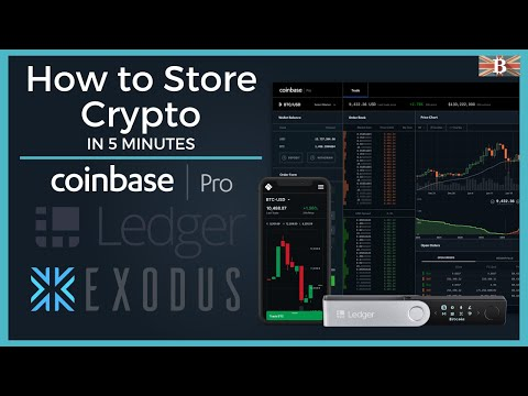 How To Store Bitcoin On A Wallet - Beginners Guide (Part 2)