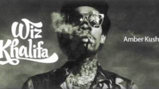 Wiz Khalifa - Proceed (Feat Curren$y, Big Sean) (Amber Kush The Mixtape)
