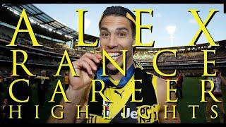 Alex Rance Career Highlights Afl