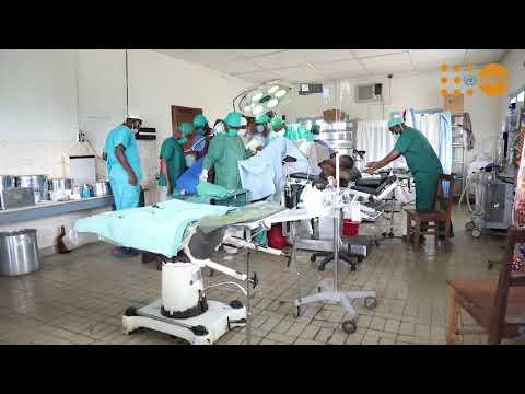 Campagne de réparation de la fistule obstétricale à Yakoma