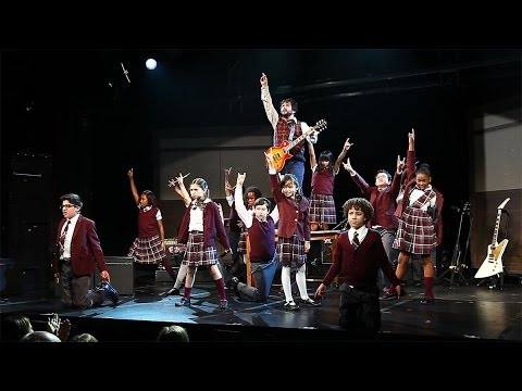 First Look: School of Rock Musical Introduces Its Andrew Lloyd Webber Score