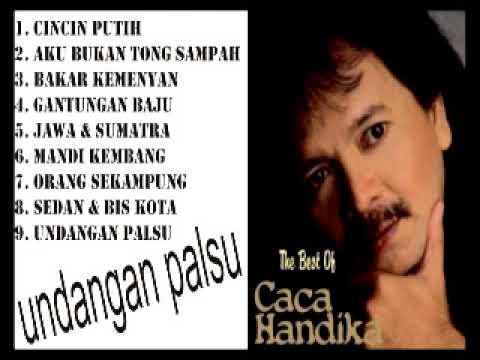 Lagu Dangdut Caca Handika - Album Undangan Palsu