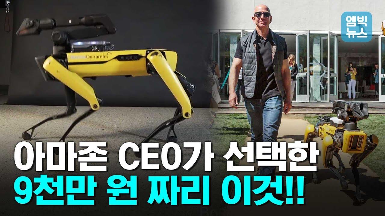 일본 야구장에 치어리더 로봇군단이 떴다! 가격이 어마어마..
