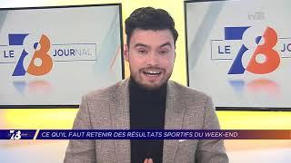 Sport : Tour d'horizon de l'actualité sportive du 1er et 2 février