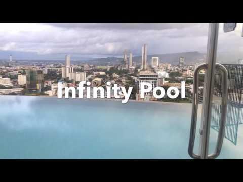 Cebu Philippines Condo 2016 - AirBnB - MartinReyes626 - Vacation Infinity Pool Panoramic Views