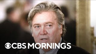 House January 6 committee to vote on contempt charges against Steve Bannon next week