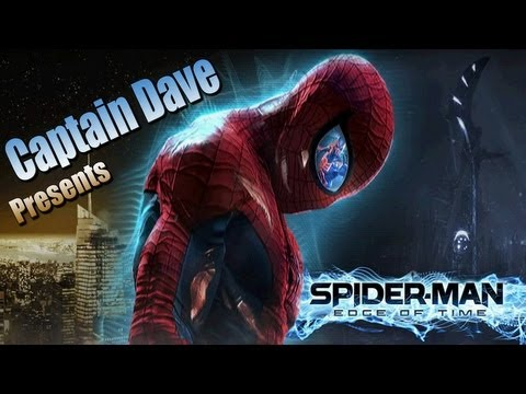 Spider-Man: Edge Of Time - Walkthrough Part 1: With Great Power...