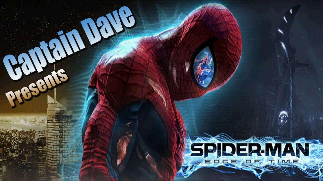 spiderman edge of time walkthrough part 1 with great