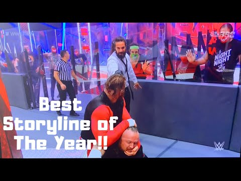 WWE Seth Rollins: The best of Storyline of the year
