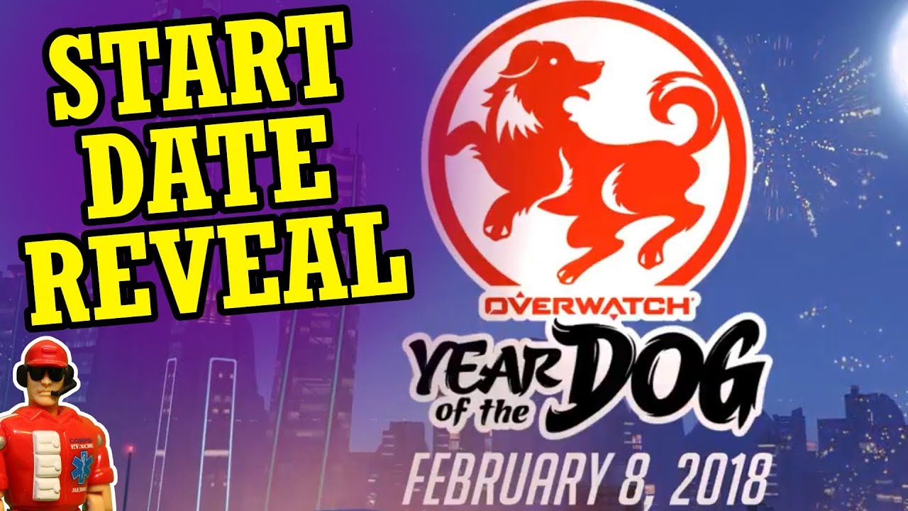 year of the dog overwatch date