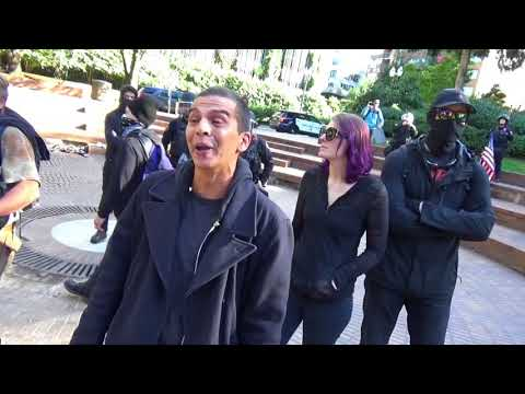 Download Youtube: ROSE CITY ANTIFA TOSSED LIKE CHILDREN COURTESY OF TINY TOESE