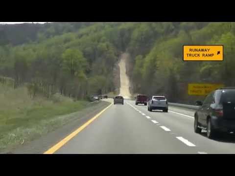 "Road Trip #9: I-77 in Virginia ""Down the Gap"""