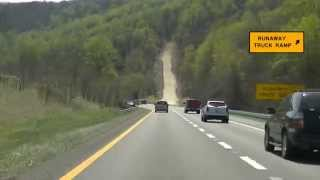 "Road Trip #9: I-77 in Virginia ""Down the Gap"""