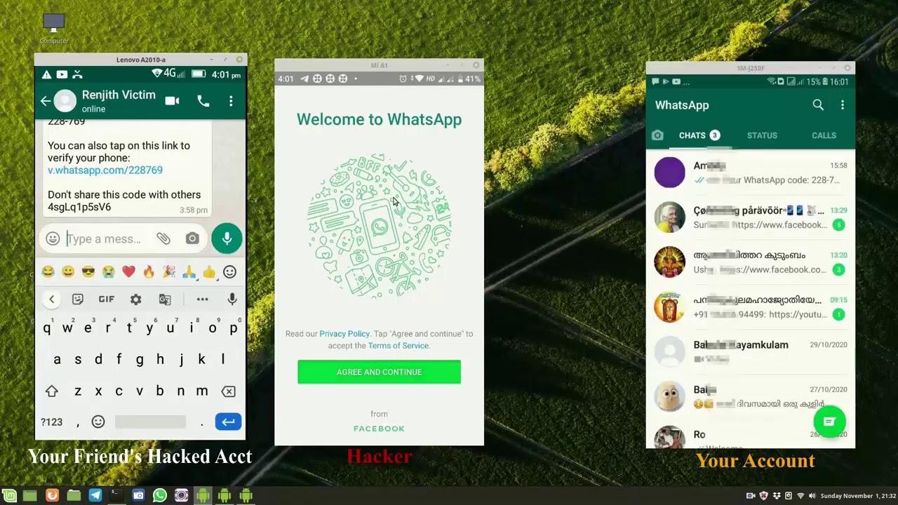 വാട്സ് ആപ് അക്കൗണ്ട് ഹാക്കിങ് എങ്ങനെ തടയാം ?  | How to prevent Whatsapp Hacking ? | Watch Video
