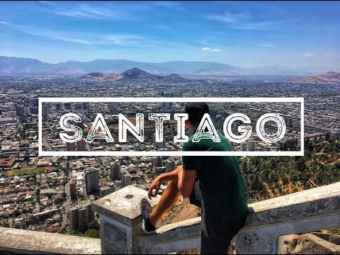 Thed and Amy on Tour - Santiago