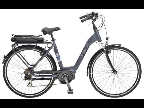 Vélo électrique Gitane ICON Dérailleur 2016