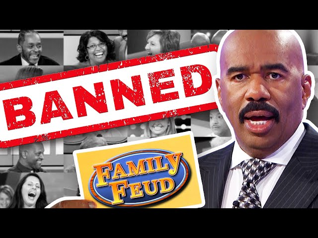 Steve Harvey reacts to the BIGGEST FAILS ever on Family Feud!
