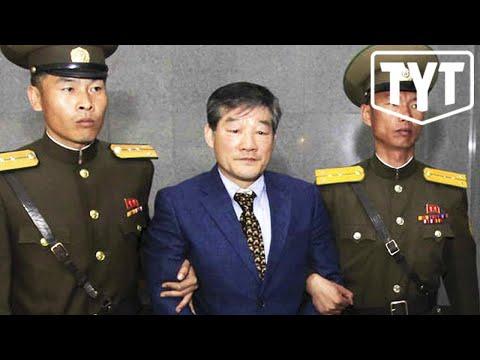 North Korea Releases Detainees Ahead Of Trump Talks