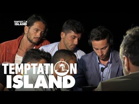 Temptation Island 2017 - Ruben: il secondo falò