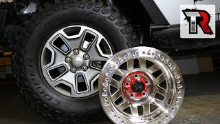 Why I Decided to Get Beadlocks for My Jeep – KMC Machete XD's