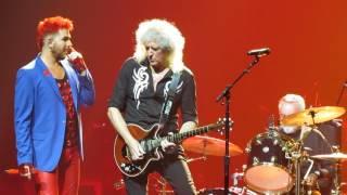 Queen + Adam Lambert- Somebody to Love (July 1, 2017- Key Arena, Seattle)