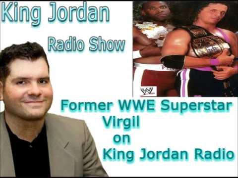 Former WWE Superstar Virgil &Andrew Anderson on King Jordan Radio