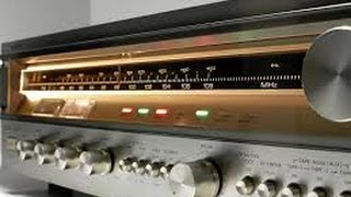 Why VINTAGE stereo equipment is just Awesome